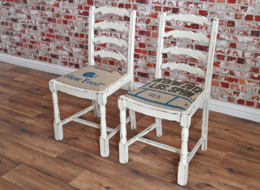 Rustic Dining Set With Upholstered Chairs Amp Refectory Benches